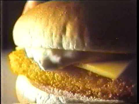 1981 McDonald's Filet O' Fish Commercial