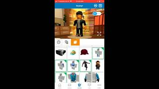 Roblox Inventory Reveal. (2015 Account)