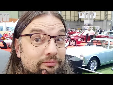 Live From The NEC Classic Motor Show - Friday 10th November 2017