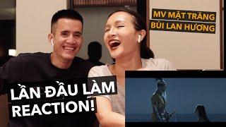 DINO VŨ ĐÓNG VAI ÔNG GIÀ: REACTION CỦA VỢ CHỒNG MÌNH | Vlog | Giang Ơi