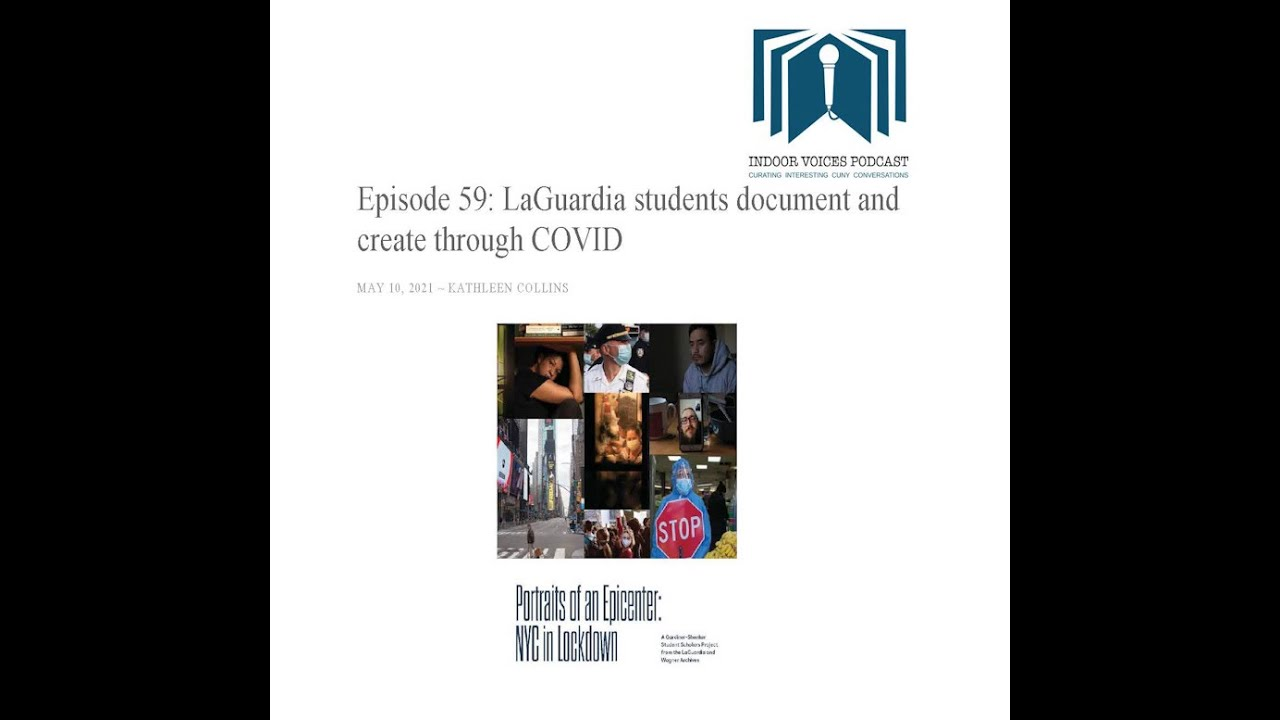 CUNY Podcast: Indoor Voices