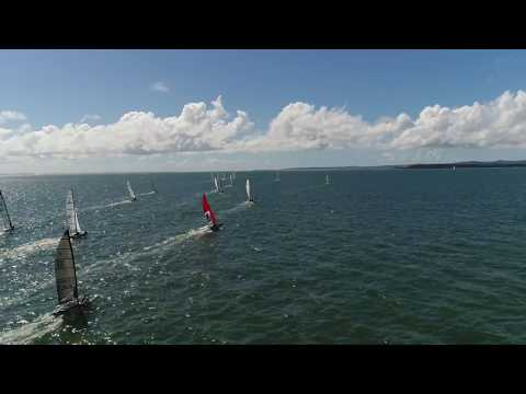 Peel Island Regata 2017 4K- HD