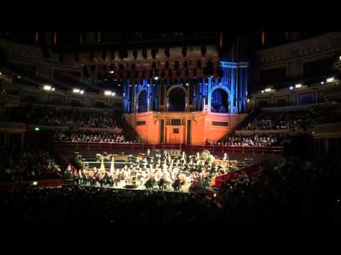 Royal Albert Hall - Royal Philharmonic Orchestra - conductor: Jose Serebrier - Nov 4, 2015