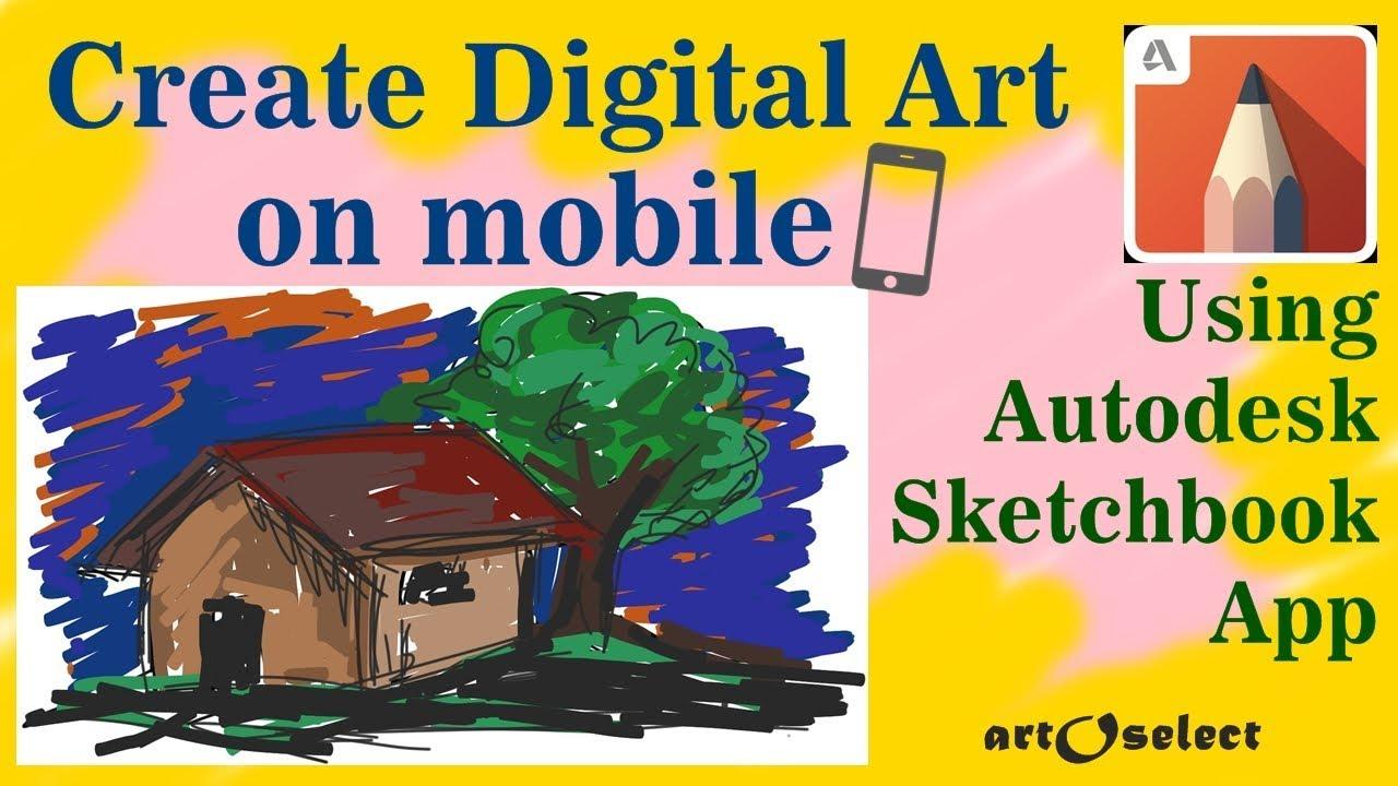Autodesk Sketchbook Artwork