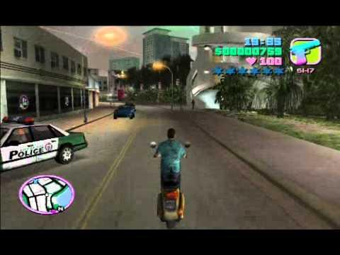 GTA Vice City - Mission 5 # Cuộc báo động ( Game Việt Hóa )