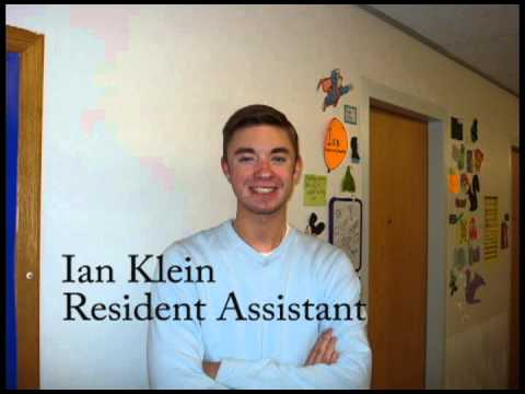 An Interview with Olson Hall Resident Assistant Ian Klein
