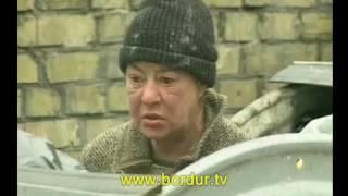 Бомж в мусорке, УГАР)))