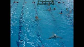 Тренировка по водному поло