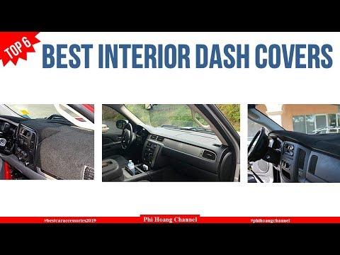 Top 6 Best Interior Dash Covers With Price – Best Car Accessories 2019