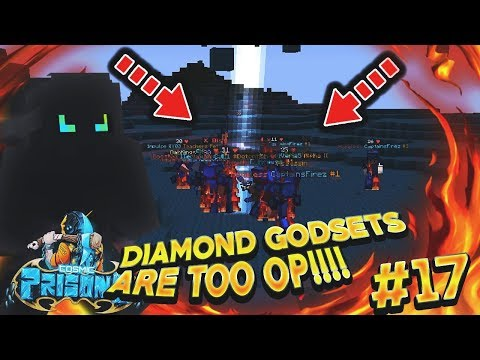 DIAMOND GODSETS ARE TOO OP!!! | COSMIC PRISONS | S3 EP 17 (SOVEREIGN PLANET)