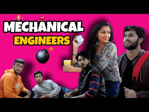 Mechanical engineers be like | Rakshit Kohli