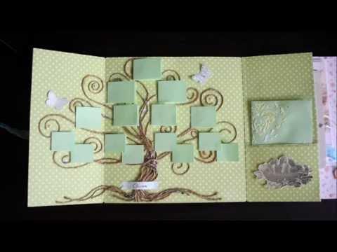 Генеалогическое дерево Шаблон