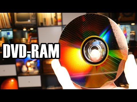 DVD-RAM: The Disc that Behaved like a Flash Drive Mp3
