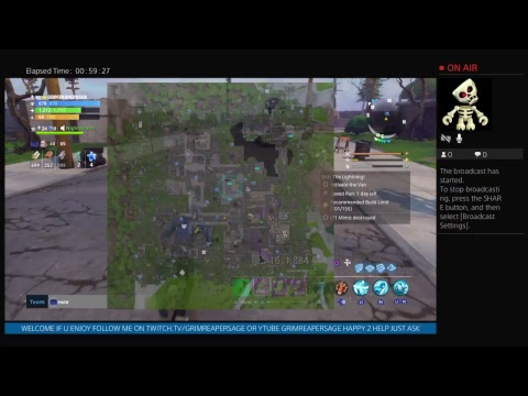 FORTNITE COME CHAT CHILL ENJOY