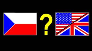 Czech or English? (English videos moved to new channel)