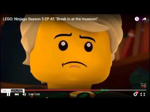 Lego Ninjago Season 5 Episode 45 Winds of change