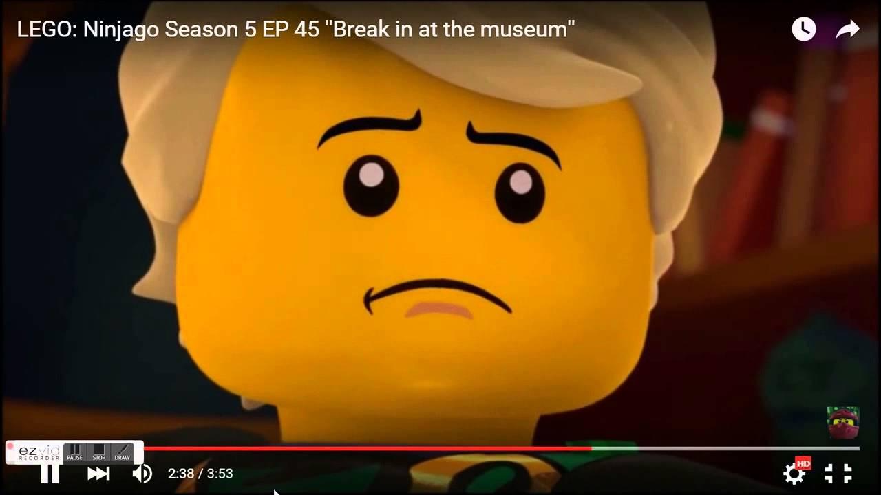 Lego ninjago season 5 episode 45 winds of change youtube - Ninjago episode 5 ...