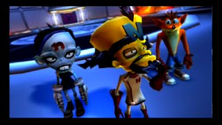 Crash Twinsanity PS2 Cutscenes