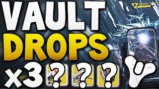 Destiny - VAULT HARD DROPS x3 (Week 14)