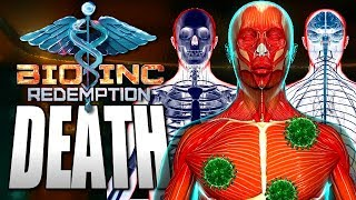 I AM DISEASE AND DEATH - Bio Inc Redemption Gameplay