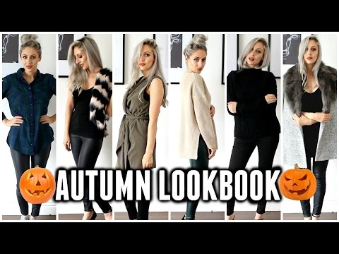 9 FALL / AUTUMN OUTFITS - LOOKBOOK 2015 - Carly Musleh