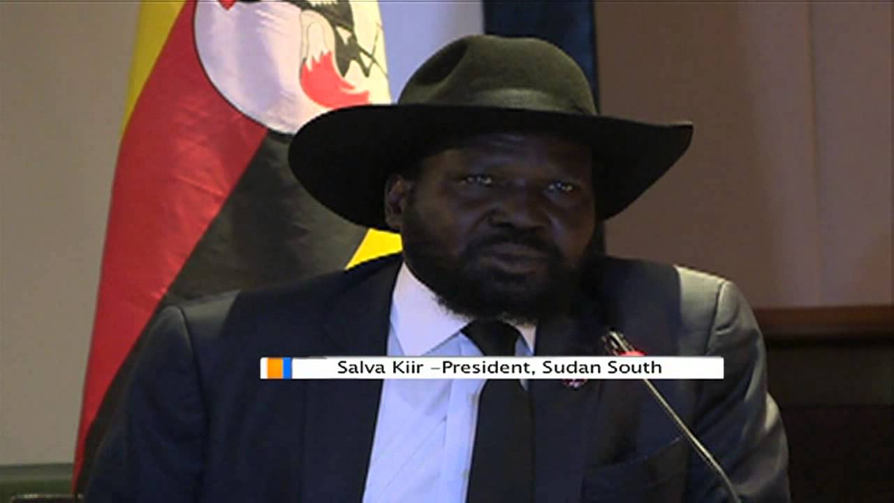 South Sudan Signs Peace Deal - YouTube