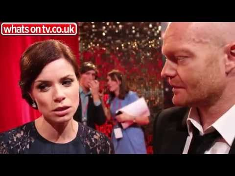 EastEnders' Jake Wood and Anna Acton discuss their dangerous romance