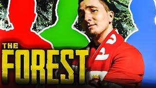 The Forest - Schowek na fanty, łuk morderca i uśmiech gołębia #4