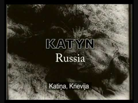 Soviet Massacre at Katyn