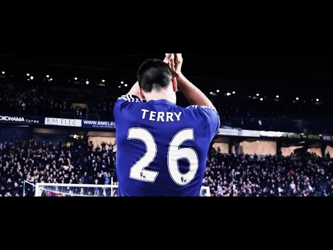Goodbye JOHN TERRY • Emotions, trophy & tears || HD