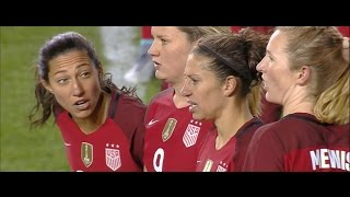 (2) USWNT vs England 3.4.2017 / SheBelieves Cup 2017