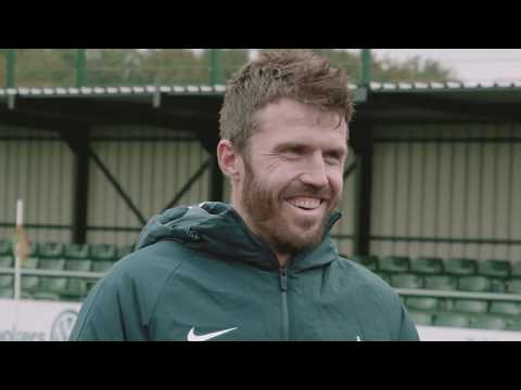 Alan Shearer And Michael Carrick Open New Facility In Newcastle | Football Foundation