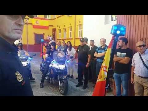 Salida policias a Cataluña