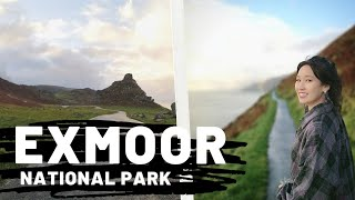 Exploring Exmoor on a Rainy Wi…