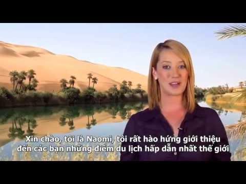Du lịch Sa mạc Sahara