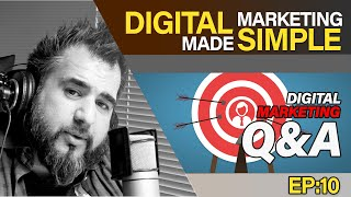 Case Study - Q&A With Roberto Pacinelli - Digital Marketing Made Simple Podcast EP10
