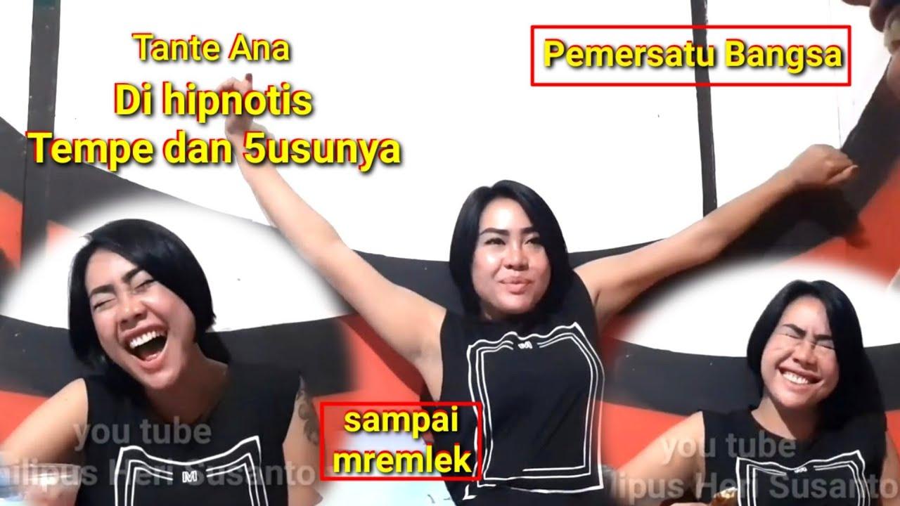 Download Hipnotis Tante Ana geboy lucu banget bikin ketawa ngakak sampai sakit perut