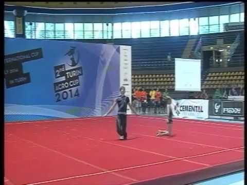 2nd Turin Acrocup - 2014 - Day 3 - Part 5