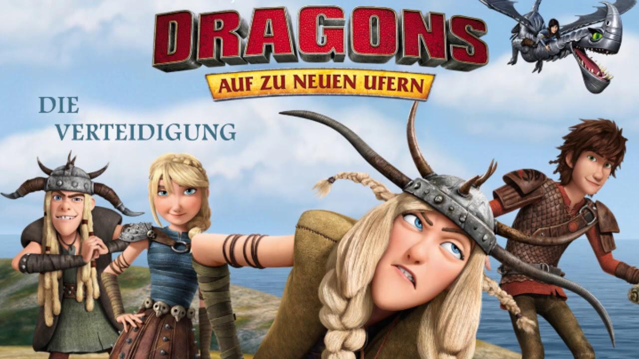 Dragons Auf Zu Neuen Ufern Folge 1