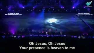 Your Presence Is Heaven To Me (Isreal Houghton & New Breed) @ City Harvest Church