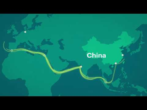 China's One-Belt One-Road initiative