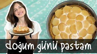 Evdeki Malzemelerle Sürpriz Doğum Günü Pastası nasıl yapılır? | Merlin Mutfakta Yemek Tarifleri