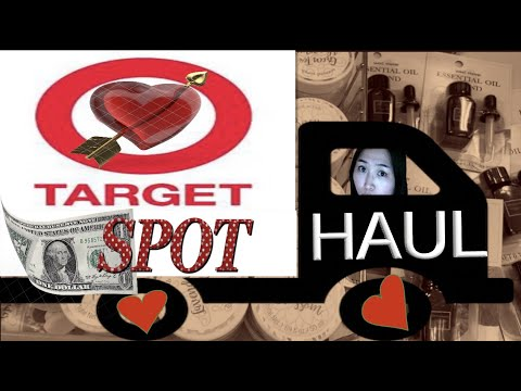 Shop With Me Target Dollar Spot - New Valentine Merchandise