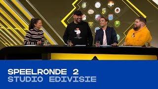 EDIVISIE | Studio eDivisie - Speelronde 2