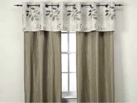 Collection Of Curtain Styles