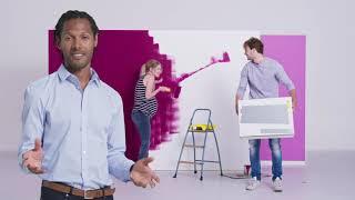 Bosch koncept Easy Going Flexibilitet / Bredd