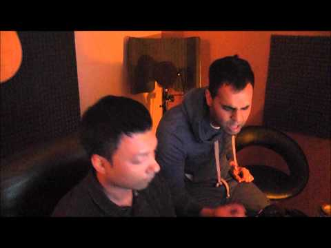 The Bilz & Kashif : Tere Nainon Mein Unplugged HD #TheTrinity
