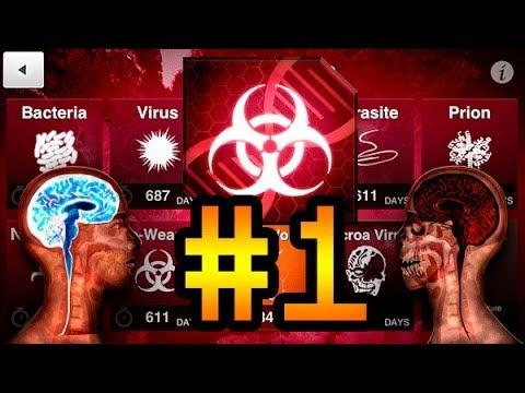 Прохождение на русском Plague Inc: Evolved #1 [Весь мир будет заражен!]