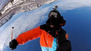 GoPro HD: Tom Wallisch Ski Slopestyle TV Course Preview – Winter X Games 2012