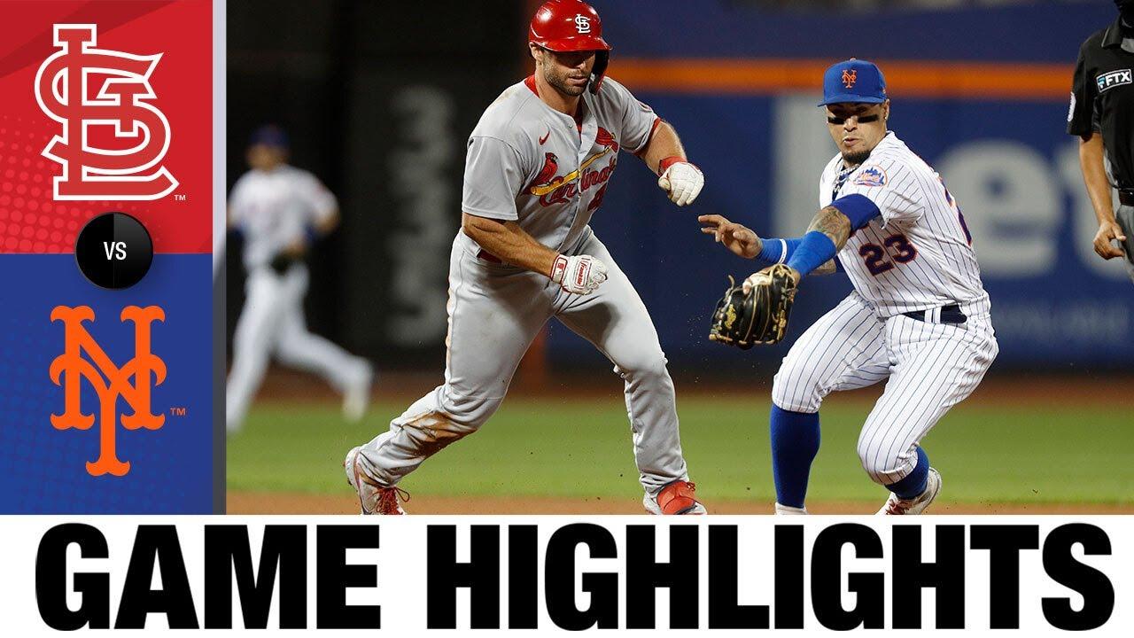 Download Cardinals vs. Mets Game Highlights (9/14/21) | MLB Highlights
